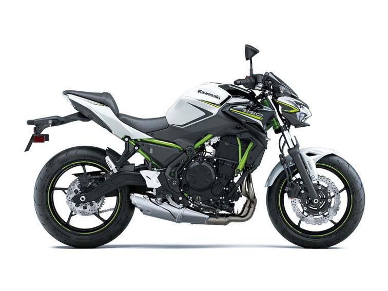 Kawasaki Z 650SE technical specifications
